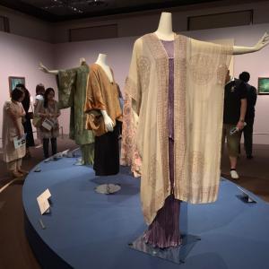昨年見たマリアノ・フォルチュニ 織りなすデザイン展