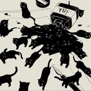 英国黒猫の日⁉️
