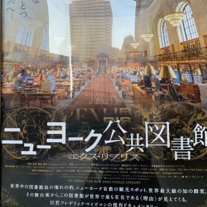 超長編ドキュメンタリー映画 ニューヨーク公共図書館