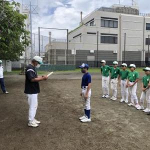 2020.7.11 臨時コーチ来訪!