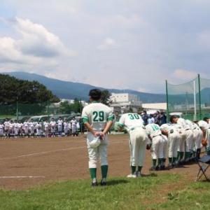 2020.8.1  全日本学童 決勝 VS西湘シーホース