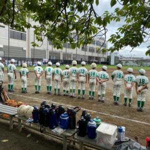 2020.9.13 吉岡サプリングス様との練習試合(6年主体)