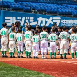 2019.8.5 第25回ティーボール野球神奈川大会