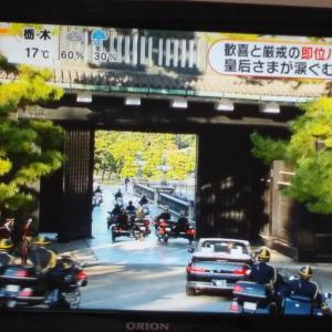 11月10日天皇パレード♪8月横浜シーパラダイス①♪