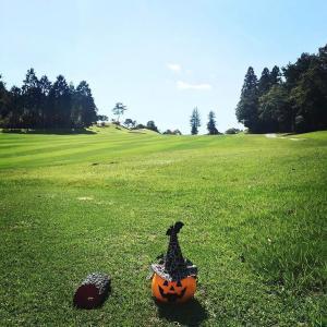 ひっさびさのゴルフ