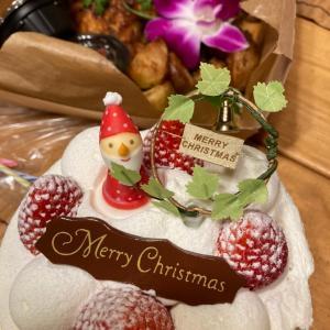 今年のクリスマスケーキは・・・♡