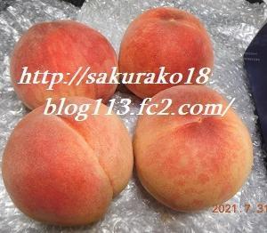 手作りのマンゴーアイス
