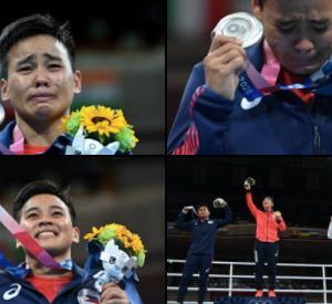 入江選手金メダル、ペテシオ選手銀メダル!