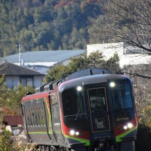 枝川ポタ(その2)/JR土讃線 朝倉~伊野