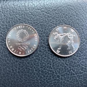 オリンピック記念貨幣!