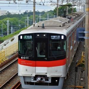 6月6日は山陽電鉄の記念日ー6000系S特急