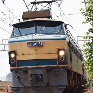 JR貨物EF66-21(2014年7月)