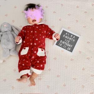生後6ヶ月 母乳不足と、ついにきたアレ