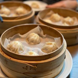 世界10大レストランで小籠包ランチ