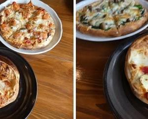 男の料理は休止~川崎町森のピザ工房「ルヴォワール」のピザ~