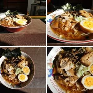 男の料理~まかない鶏チャーシュー麺~