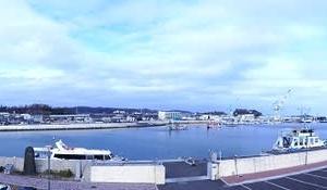 久しぶりに訪れた塩釜港の「マリンゲート塩釜」