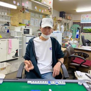 役満イベント〜数えが1シャンテン☆今日は清掃デー