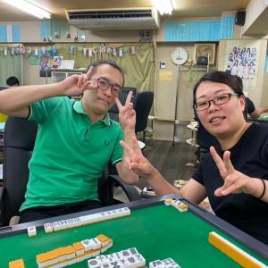 1DAYイベント〜トリプル3シャンテン☆今日は麻雀の日