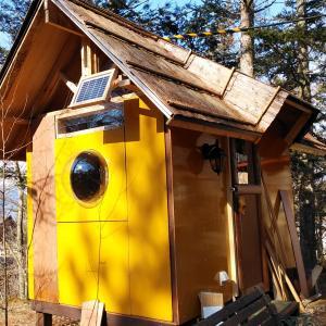 ちょっと散歩~2020 道具小屋、小物いろいろ作りました