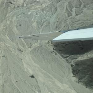 ペルーの思い出 -その2- ナスカの地上絵