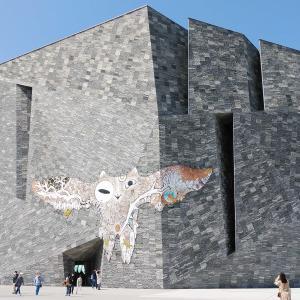 ちょっと散歩~2021 巨大本棚~角川武蔵野ミュージアム