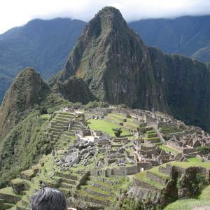 ペルーの思い出 -その6- マチュピチュからインカ道を歩きます