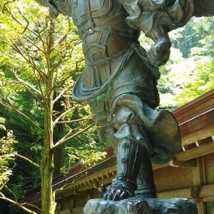 ちょっと散歩~2021  天狗のお寺、大雄山最乗寺