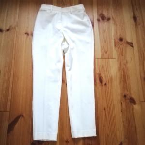 白パンツ購入