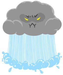 台風19号。
