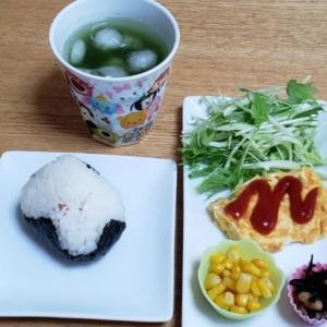 9月20日の二食ご飯