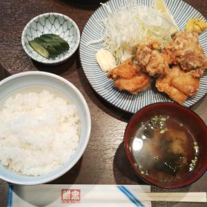 ◆昼ごはん◆鮒忠 @稲荷町