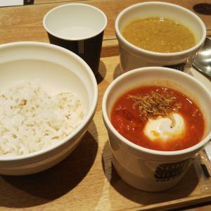 ◆夜ごはん◆スープストックトーキョー @上野