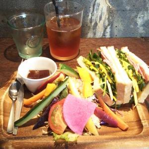 ◆昼ごはん◆cafe copain(カフェコパン) @木場