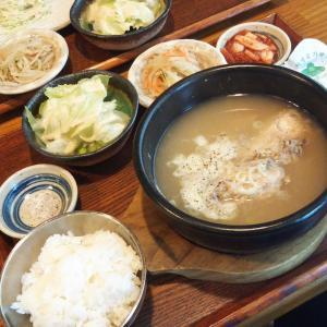 ◆昼ごはん◆韓国料理 満月 @上野