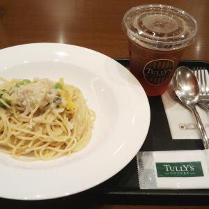 ◆昼ごはん◆タリーズコーヒー&TEA @有楽町