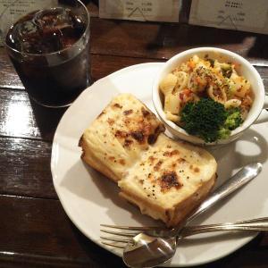 ◆昼ごはん◆ カフェ・トロワバグ (CAFE TROIS BAGUES)@神保町
