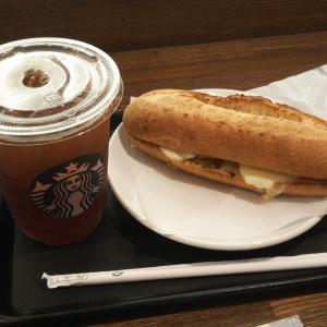◆夜ごはん◆スターバックスコーヒー @上野
