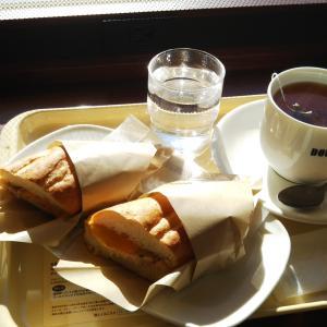 ◆昼ごはん◆ドトールコーヒーショップ @上野