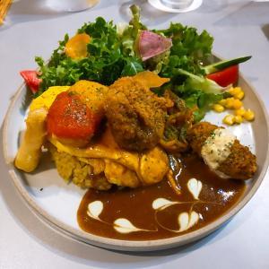 ◆昼ごはん◆長崎トルコライス食堂 @秋葉原
