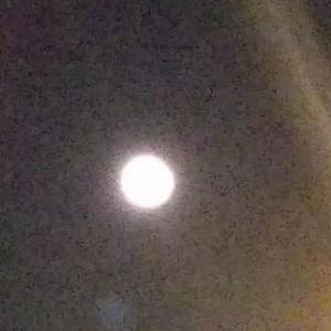 妖しい満月