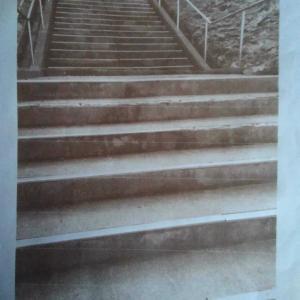<階段の滑り止め>