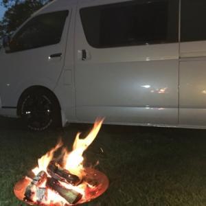 熊本キャンピングカーショーとキャンプ三昧 2泊3日の旅(1日目)