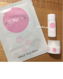 薬剤師の方が開発した『BUNOiT GRACE CREAM』くすみ肌に嬉しいうるおいを与える化粧水をお試しです。