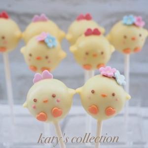 ALAのケーキポップス♡