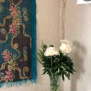 ◆花と香りでお部屋の気を整え