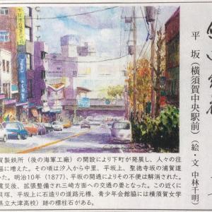 平坂(中央駅前)