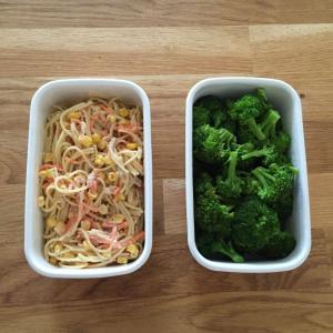 常備菜と無印の保存容器の使い心地。