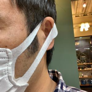 マスク痛い問題