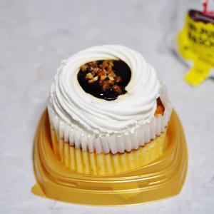 バスチーとプリンを合わせたローソン新作スイーツ「マウントプリンバスチー」が発売!太りたい人は食べるべし